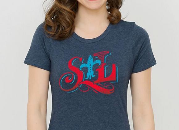 STL Script - St. Louis Tee