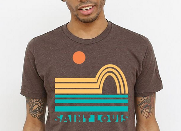 St. Louis with Sun Tee