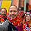 Thumbnail: St. Louis Flag Knit Scarf
