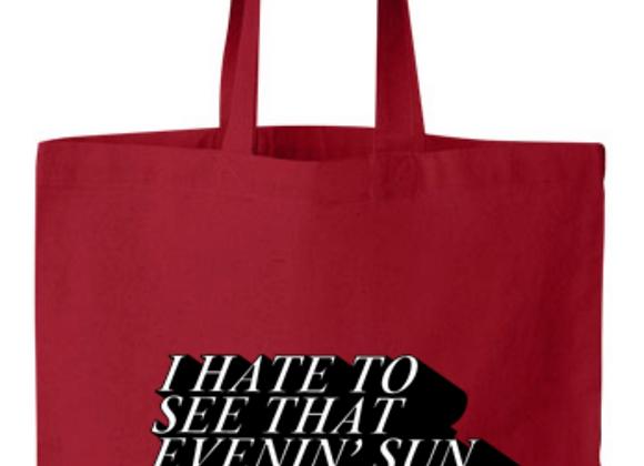 That Evenin' Sun (St. Louis Blues) Tote