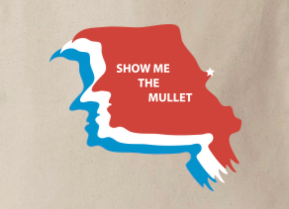 Show Me The Mullet Tote