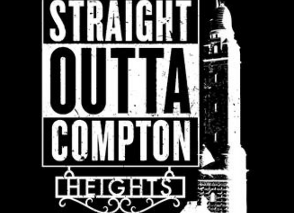 Straight Outta Compton Heights Tote