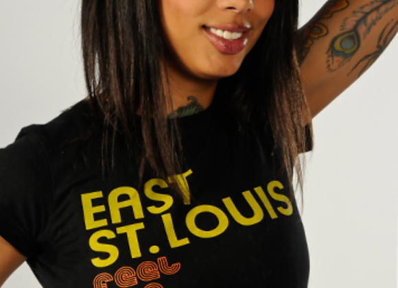 East St. Louis - Feel The Magic Tee