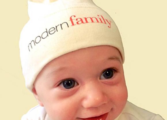 Modern Family Infant Baby Rib Hat