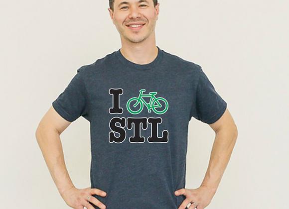 I (Bike) STL Tee