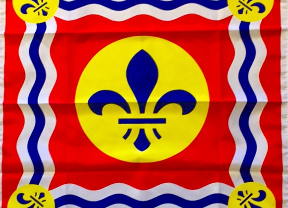 St. Louis Flag Bandana