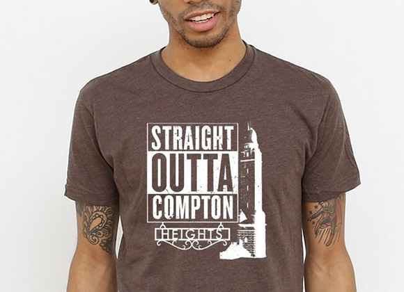 Straight Outta Compton Heights - St. Louis Tee