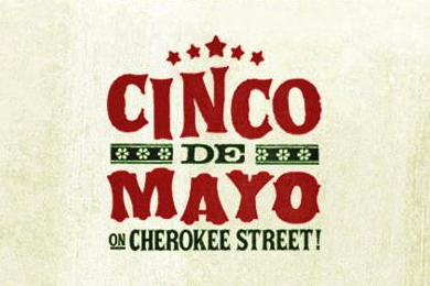 Cinco de Mayo on Cherokee St.