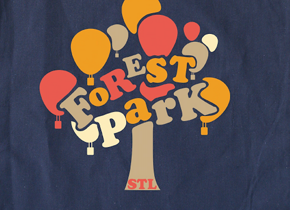 Forest Park Tote
