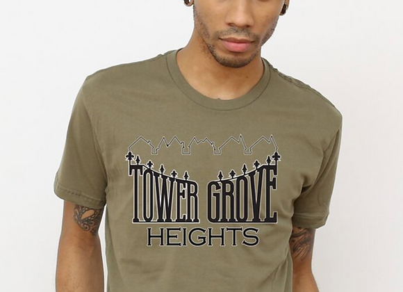 Tower Grove Heights - St. Louis Tee