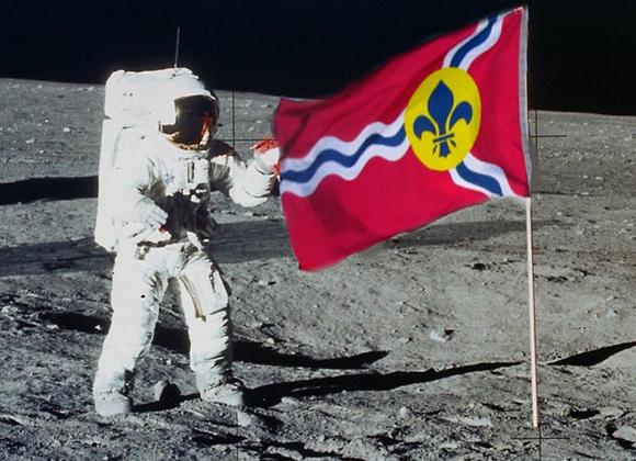 City of St. Louis Flag