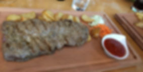 O. Brac, Milna, Restoran Galicija