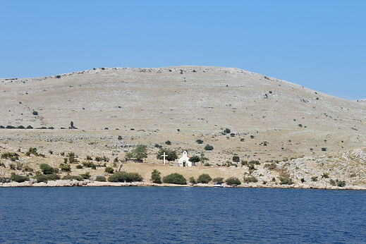 Kornati Island, Adriatic sea, Croatia