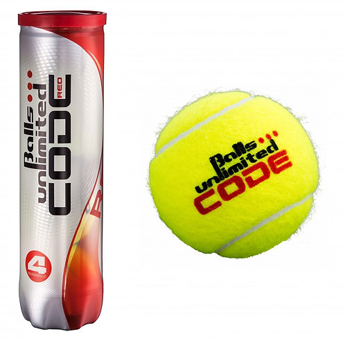 Balls Unlimited Code Red 4er Dose