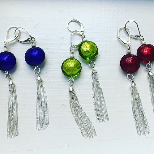 Venetian Tassle Earrings