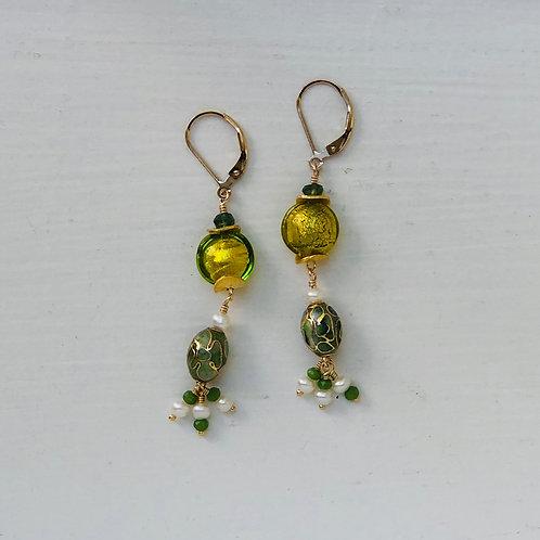Venetian Spring Earrings