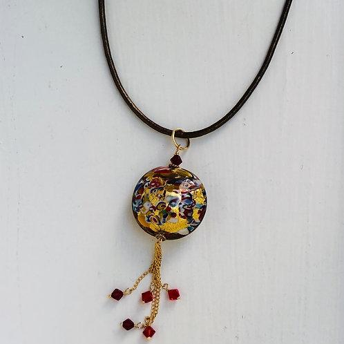 Venetian Waltz Pendant Necklace