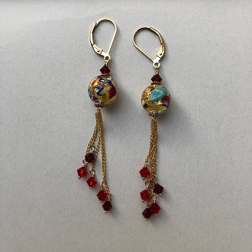 Venetian Waltz Earrings