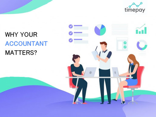 Why your Accountant matters?