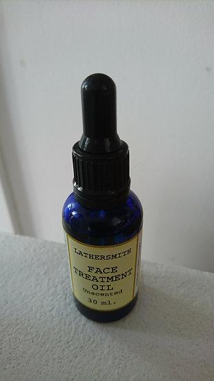 Lathersmith Face Treatment Oil