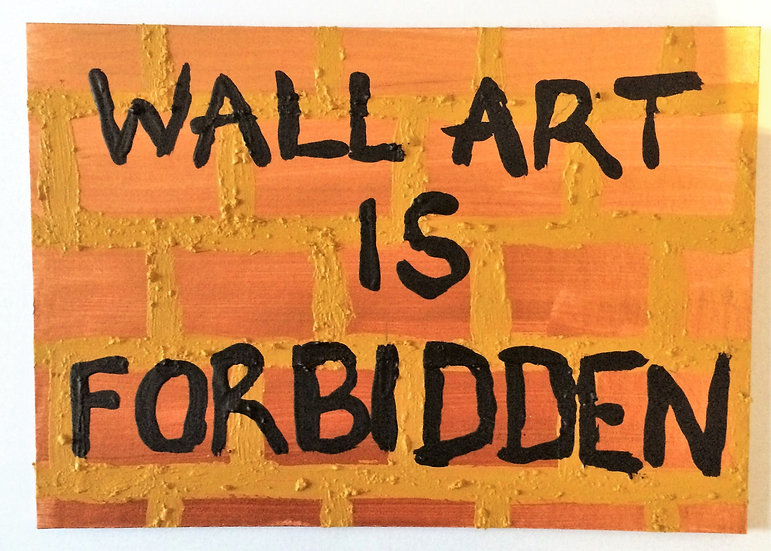 Art Print Wall Art is Forbidden Harper BIzarre Art