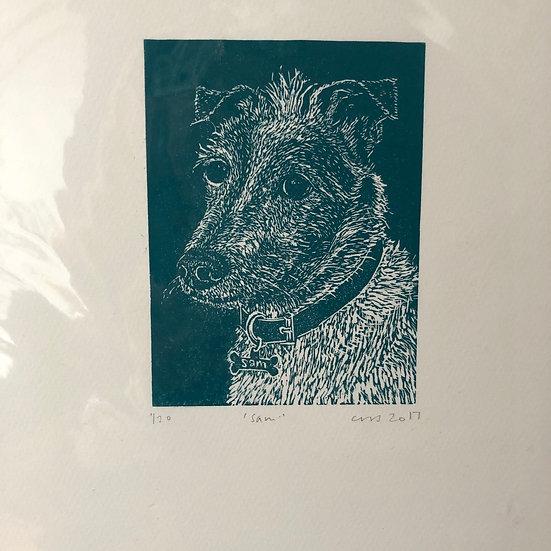 Caroline Nuttall Smith. Gorgeous dog portraits - from...