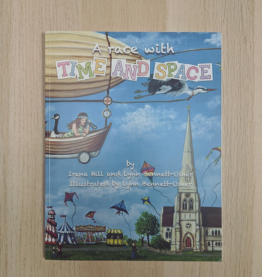 Children's Guild Book to Greenwich - Irena Hill and Lynn Bennett-Usher