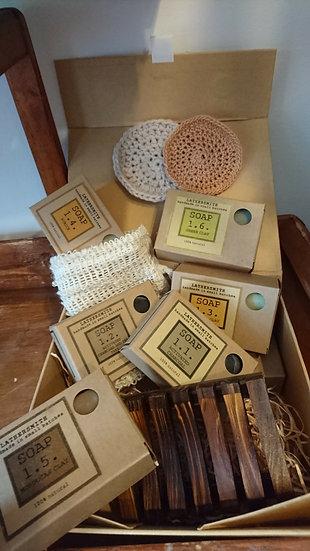 Lathersmith Soap Gift Pack