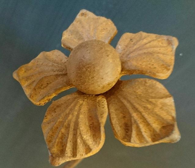 Flower Head 4 Garden Ornament - Hayley Ilett