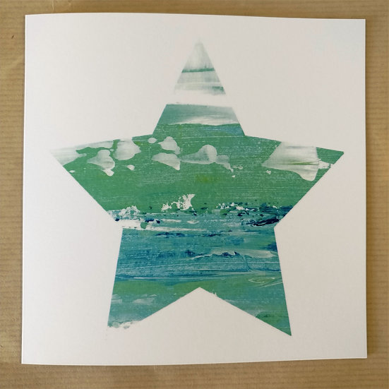 Its a Washout - Star Card - Sophie LJ Morris