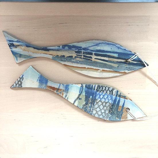 Ceramic Fish ...each