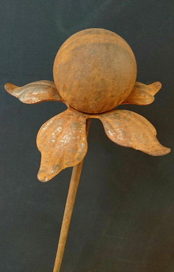Flower Globe Garden Ornament - Hayley Ilett