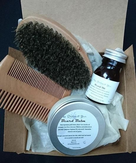 Beard Care Kit - My Radiant Skin