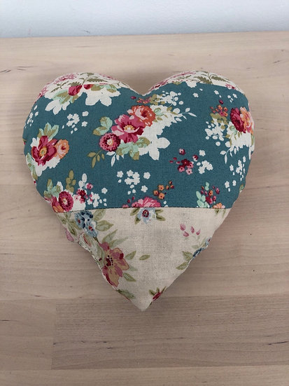 Large lavender heart by Baish Collectables