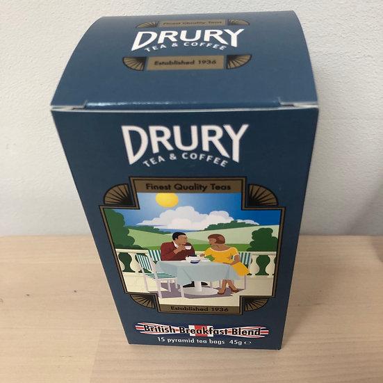 Drury's English Breakfast Tea