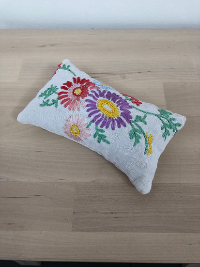 Upcycled lavender bag by Baish Collectables