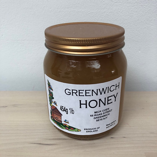 Local Greenwich honey