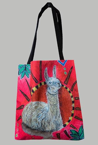 Haffeera Animal Print Bag - Designed by Haffeera