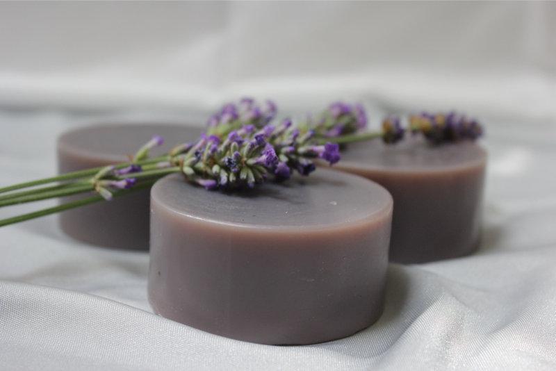 Saboon Alee organic  handmade soap in Lavender