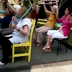 Atividade Fisica na Home Senios