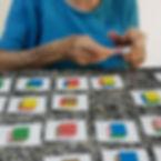 Arteterapia para idosos no Centro-Dia