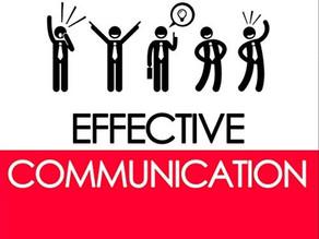 What makes written communication work?