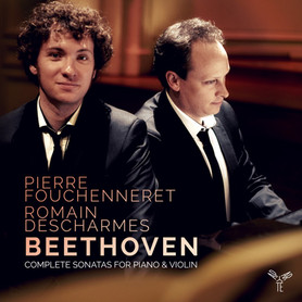 Intégrale Beethoven piano/violon