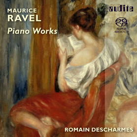 Ravel, Piano works