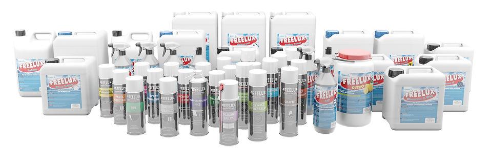 Profesjonalne produkty czyszczące oraz chemia techniczna