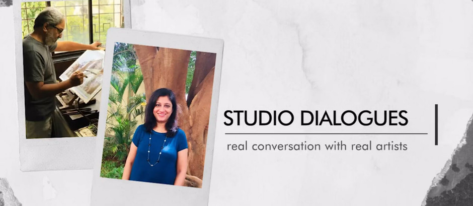 Finding your sketching mojo with Sanjay Desai