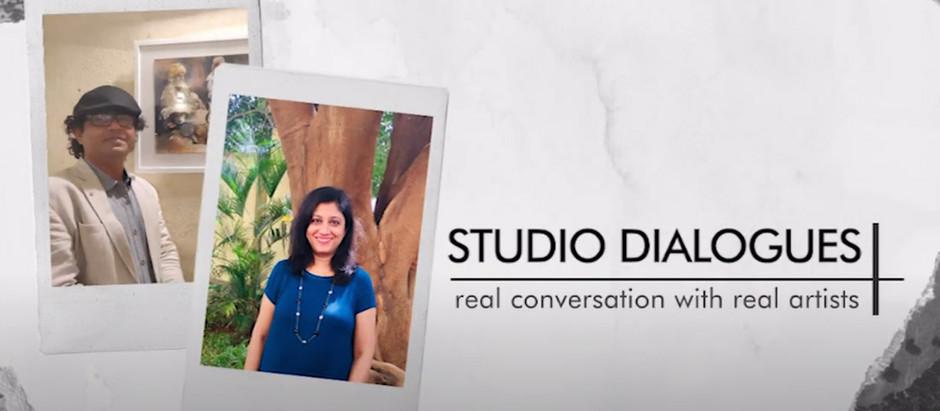 Finding subject matter with Praween Karmakar!