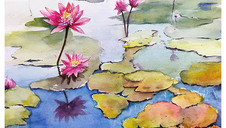 Lotus Pond (SOLD)