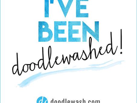 I've been Doodlewashed!