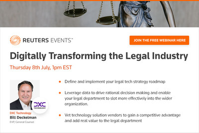 Digitally Transforming the Legal Industry
